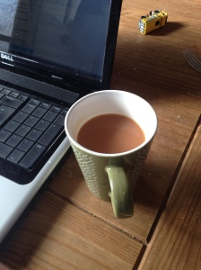 The All-Important Cup of Tea